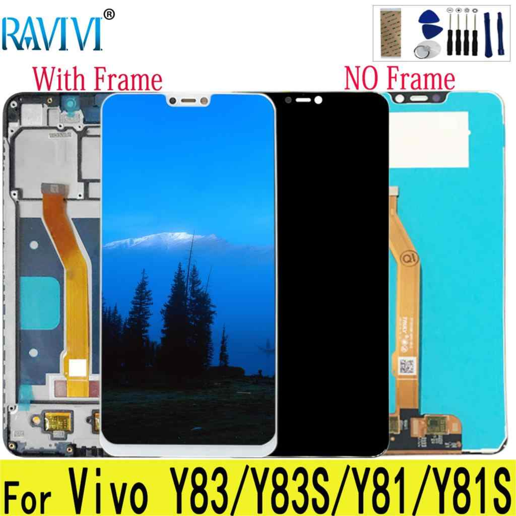 "6.22 ""Y83 Y83S LCDสำหรับBBK Vivo Y81 Y81SจอแสดงผลLCD Touch Screen Digitizer AssemblyสำหรับVIVO Y81 y83"
