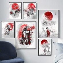 Quadros de parede da pintura a óleo da arte da lona para a sala de estar