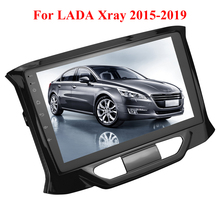 amprime 1din android 7 car multimedia quad core 6 0 touch car styling autoradio gps wifi bt usb fm rear view camera stero audio 2 din Android Car Radio GPS WIFI Car Multimedia Player Radio FM Bluetooth Autoradio For LADA XRAY 2015-2019
