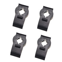 4Pcs 51338254781 Front Links/Rechts Venster Regulator Opwaaiveer Past Voor Bmw E53 X5 2000-2006 Beugel gids Clips(China)