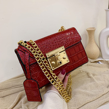 alligator handbag designer ladies hand bags 2020 new retro s