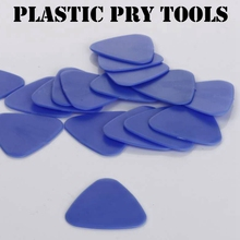 50pcs Plastic Spudger Pry Tools Blade Opening Tool Repair Kit for Electronics Tool Kit Screen Opening Tools for iPhone Repair 8x opening pry tool parts repair equipment kit for ipod for iphone 5 4s 4g 3g 3gshot new arrival
