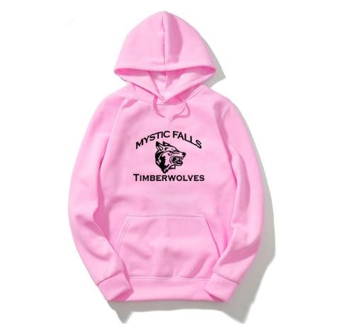 The Vampire Diaries Hoodie Sweatshirt Men Harajuku Hoodies Hip Hop Streetwear Sweatshirt Mujer Bluza Damska Winter Clothes Women 22