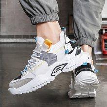Ao Ar Livre-collar De corriente para hombres, zapatillas De Moda Respirável, zapatos grogros, ropa masculina