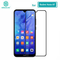 For Xiaomi Redmi Note 8T Glass Nillkin XD CP+Pro Anti Glare Safety Protective Tempered Glass For Xiaomi Redmi Note 8T Note8T|Phone Screen Protectors| |  -