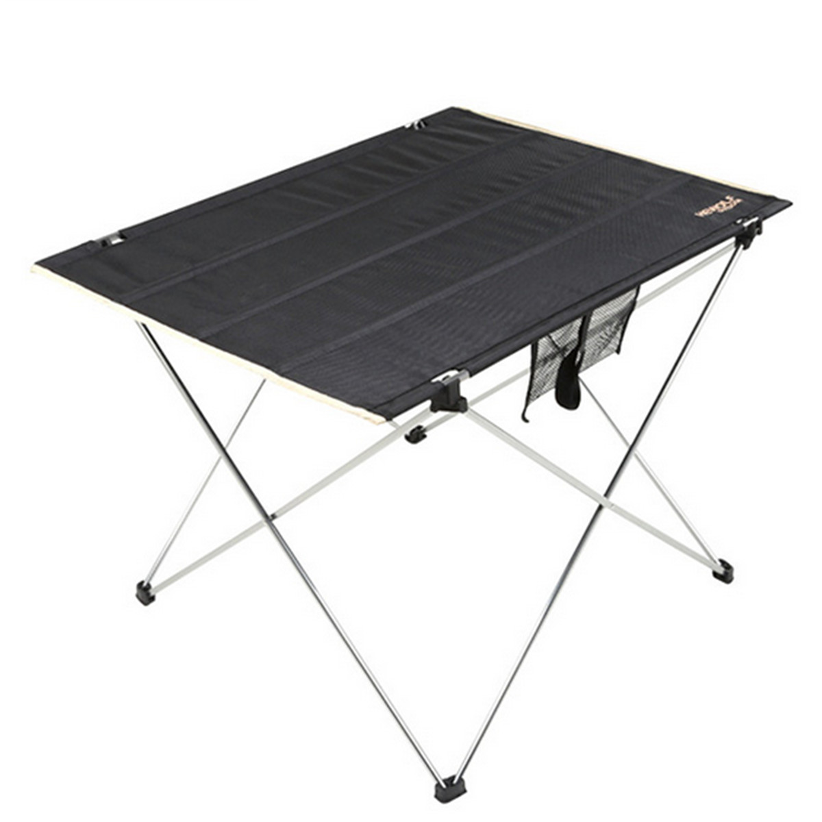 Portable Picnic Camping BBQ Party Portable Folding BBQ Table Camp Table Rustproof  Tabletop Outdoor Heavy Duty Folding Table