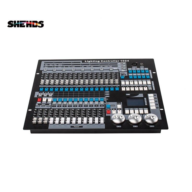 Бесплатная доставка 192/30/1024/384/768/240a DMX консоль со сценическим эффектом контроллер DMX для движущейся Рубрики/Par Светильник применяется к DJ Disco