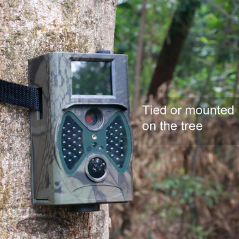 Hunting Trail Camera HC300A 16MP Night Vision 1080P Video Wireless Wildlife Cameras Cams for Hunter Photos Trap Surveillance 3
