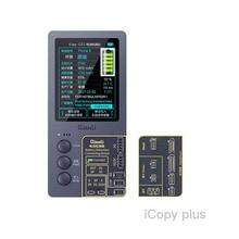 QIANLI iCopy Plus ремонт жк экрана программист iPhone7 8 8P X XR XS Max Baseband чип/вибрация/сенсорный/Фоточувствительный ремонт