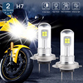 Bevinsee moto rcycle phare LED H1 H3 H4 H7 H11 BA20D Ampoules h4 LED h7 moto rcycle moto Lampes LED Lumières -