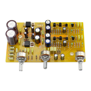 Image 5 - GHXAMP HIFI Tone Preamplifier Board Fully Discrete LM317/337 Treble Low Frequency Adjust For UK NAD3020 Amp Pre AMPS