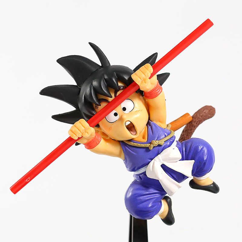 Super Dragon Ball Son Goku FES!! 9 infância Son Goku PVC Figura Collectible Toy Modelo