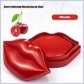 Маска для губ Вишневый Кристалл Коллаген против старения и морщин маски для губ отшелушивающие стойкие увлажняющие питающие Уход за губами