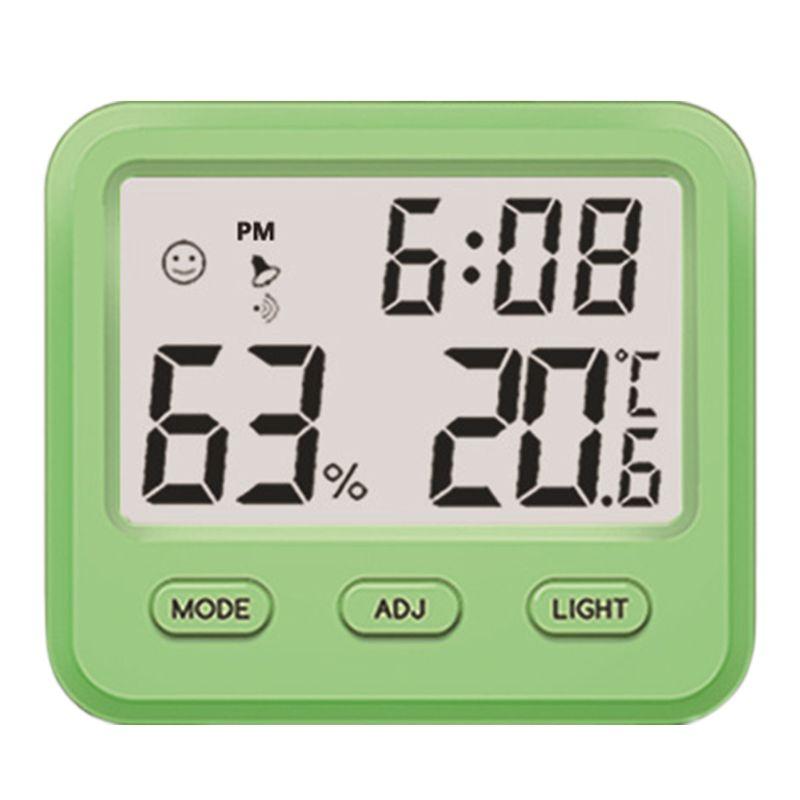 Multifunções de Alta Precisão Termômetro Higrômetro Eletrônico Automático Ch-915