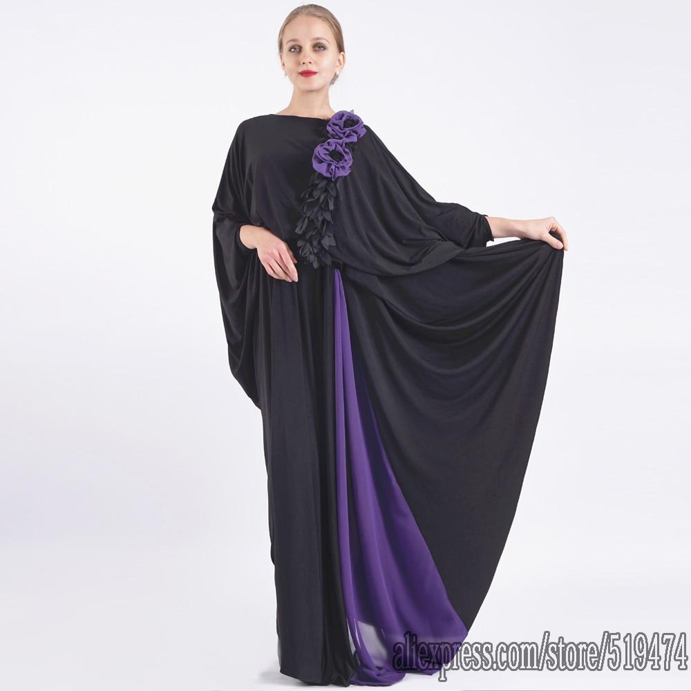 Plus Size Kaftan Dubai Arabic Abaya Hijab Muslim Dress Caftan Marocain Turkish Dresses Ramadan Abayas Islamic Clothing For Women