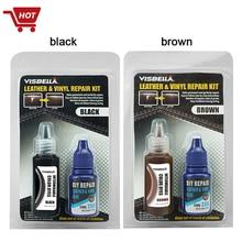 Leather Refurbishing Cleaner Repair Cream Advanced Leather Repair Gel Car Seat Home Leather Complementary Color Repair Paste