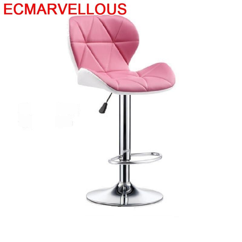 De Comptoir Sgabello Sedie Stoelen Sandalyesi Para Barra Banqueta Todos Tipos Barstool Silla Stool Modern Cadeira Bar Chair