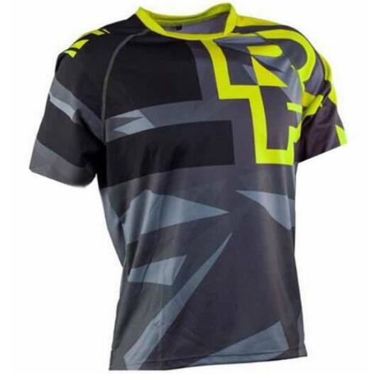 Hot Sales Motocross Jersey Dirt Bike Cycling Motorcycle T Shirt Racing Bicycle Jersey Off Road Wear Clothing Mtb Jersey Downhill