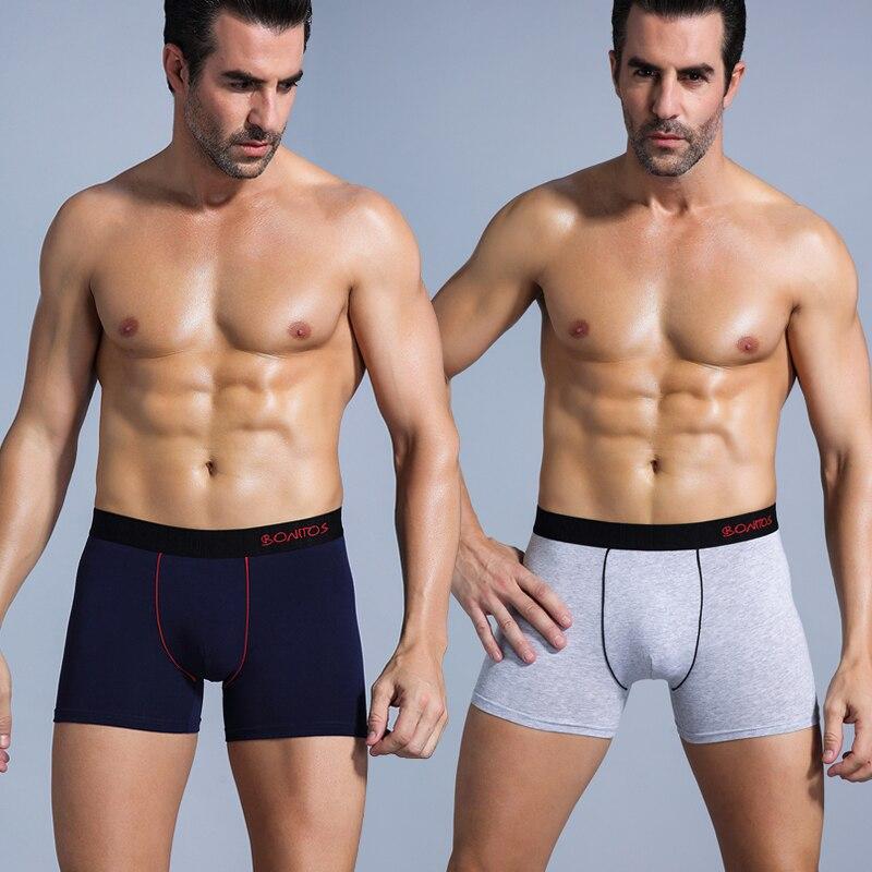 SRBONITOS Boxer Men Underwear Mens Underwear Boxers Boxer Homme Man Soft Cotton Calvin Boxer Shorts Men Sexy Underpants Panties 5