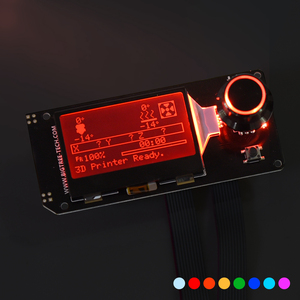 Image 5 - BIGTREETECH MINI 12864 V1.0 LCD Display Screen mini12864 Smart Display 3D Printer Parts BTT SKR Pro SKR V1.4 MKS Board VORON 2.4