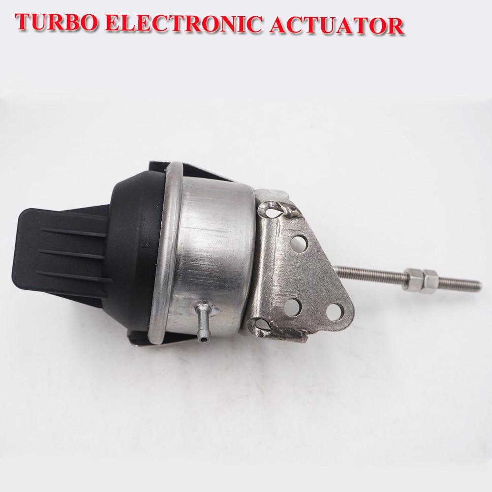 Turbocharger electronic actuator wastegate BV43 03L198716A for Audi VW Seat Skoda 2.0D CBAA CBAB CBBB CBDA CBDB CBAC CBDC CJAA