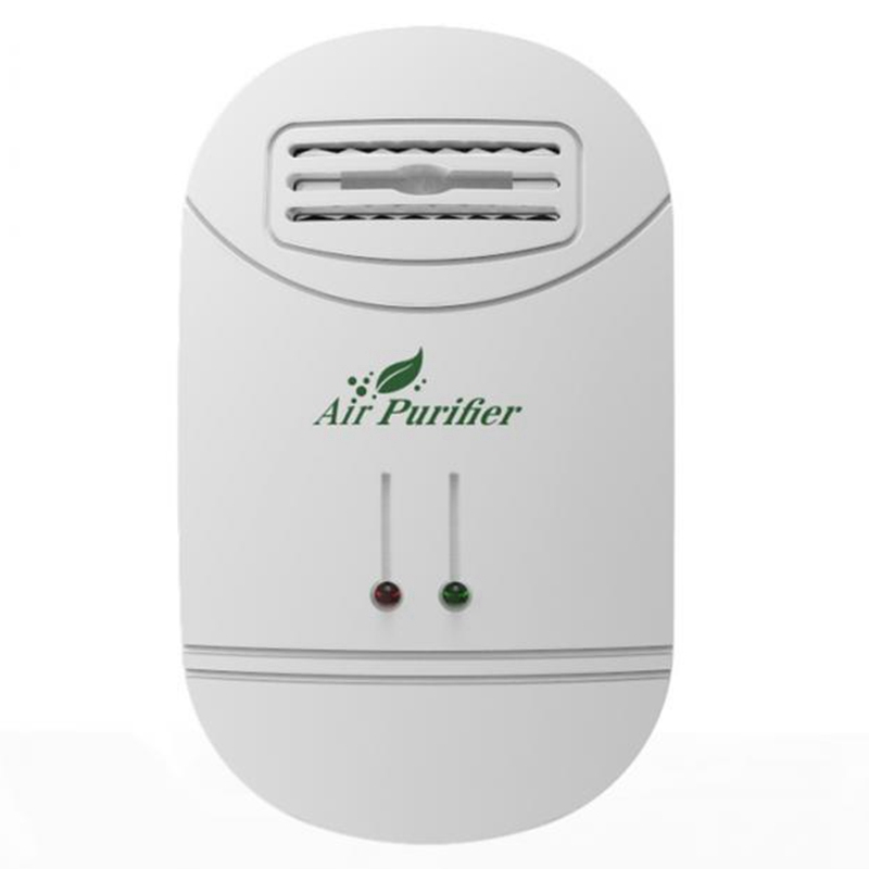 Ionizer Air Purifier For Home Negative Ion Generator Air Cleaner Remove Formaldehyde Smoke Dust Purification Home Room Deodorize