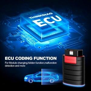 Image 5 - Thinkcar thinkdiag Obd2すべて車無料アップデート診断ツールbluetoothコードリーダープログラマー自動スキャナ15リセットecuコーディング