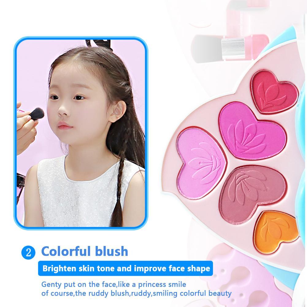 Ролевые игры креативные девушки прекрасные красивые модные игрушки набор принцесса одеваются пластиковая кукла детский подарок украшение... - 2