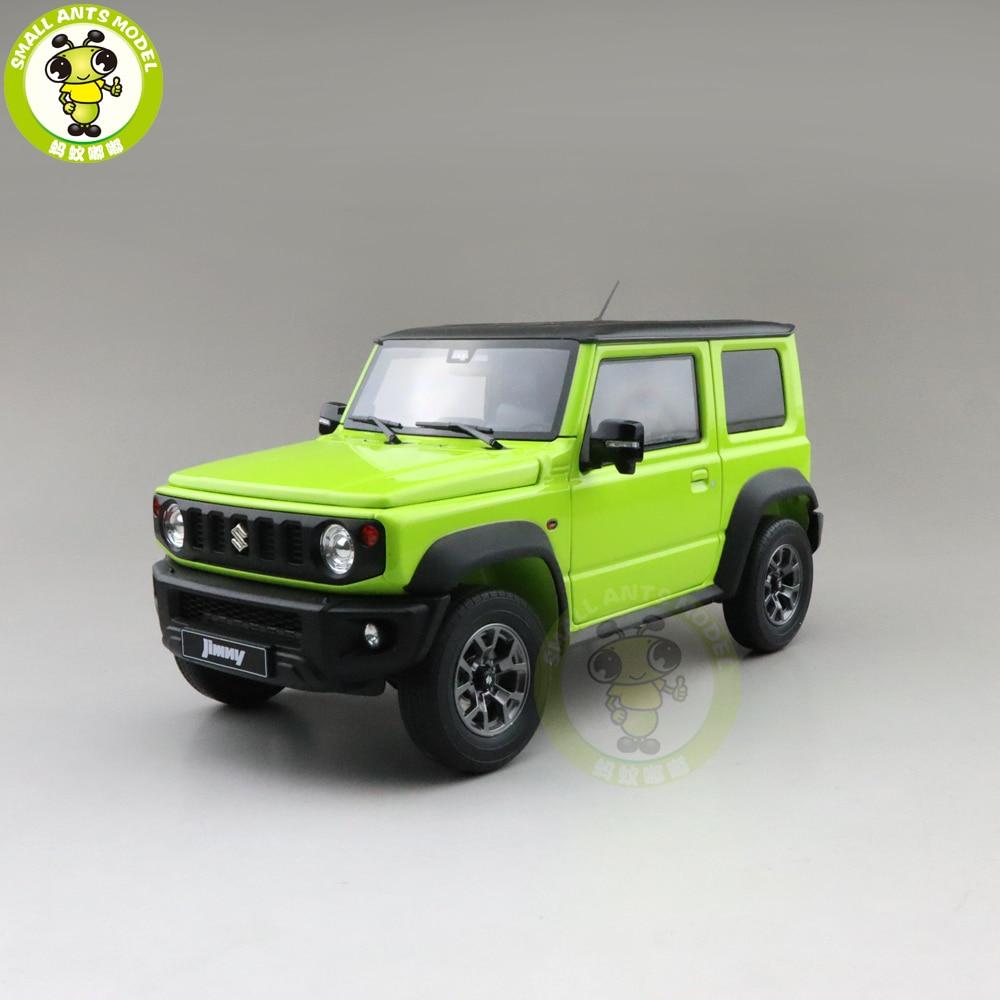 1/18 LCD Jimny Sierra Suv Diecast Model Toy Car Boys Girls Gifts