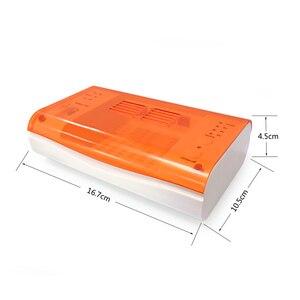 Image 4 - Secador de audífonos, deshumidificador, LED UV, caja seca desinfectante, secador de auriculares