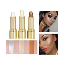 Get more info on the Handaiyan Highlighter Stick Shimmer Glitter Face Concealer Contouring Bronzers Cream Makeup Corrector Contour Women High Lighter