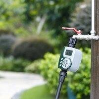 Bahçe sulama zamanlayıcı otomatik elektronik su zamanlayıcı ev bahçe sulama zamanlayıcı kontrol sistemi