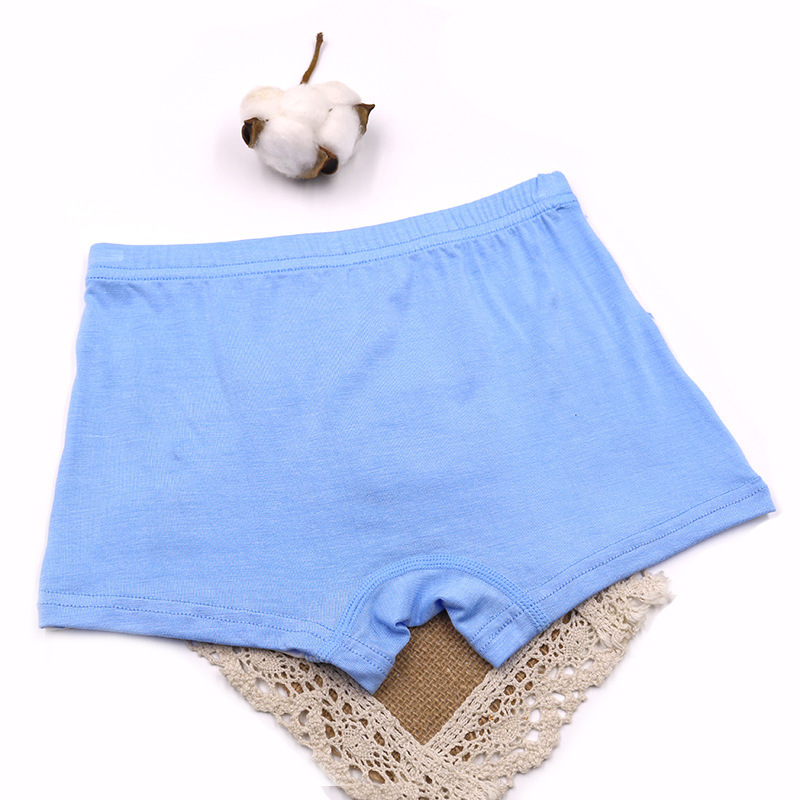 Kids Boy Underwear Panties 2 Pieces lot Children Soft Milk Fiber Underwear Boys Shorts Panties Low Price Clothes Child Clothing