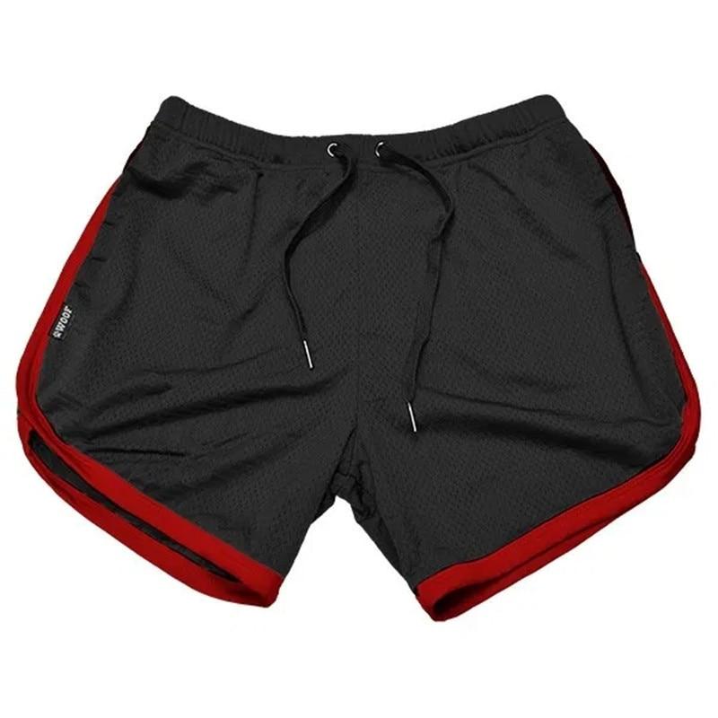 Running Shorts Men Gym Fitness Training GITF Quick Dry Beach Short Pants Male Summer Sports Workout Fitness Bottoms 16