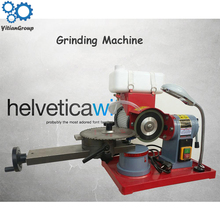 Woodworking alloy saw blade grinding machine small gear grinder 220V 370W