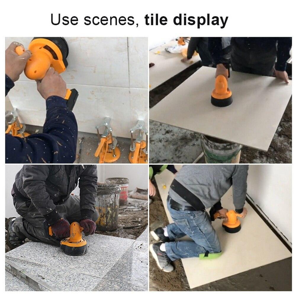 carregamento rápido forte absorção piso telha vibração