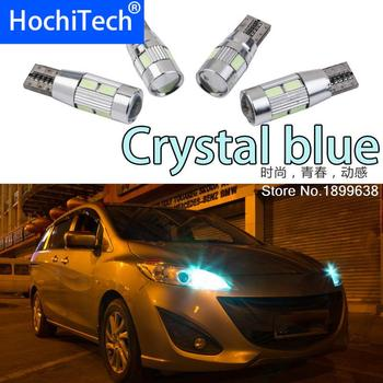 1pc safe T10 W5W LED Front Parking Light Front Side Marker Light Source Car Styling For Opel Zafira B (A05) Omega B Limo image