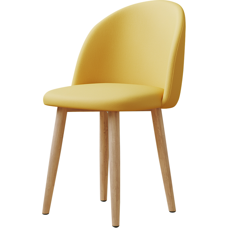 Ins Wind Chair Girl Home Net Red Makeup Chair Dressing Modern Minimalist Computer Stool Back Nordic Chair