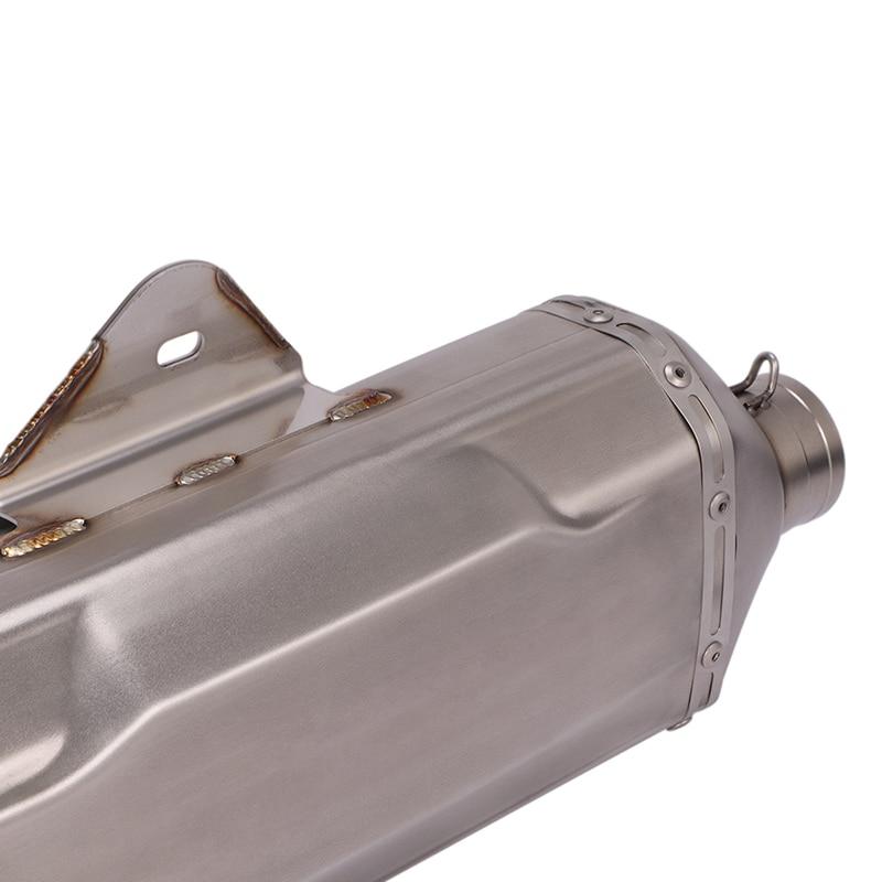 Купить выхлопной глушитель для мотоцикла съемная труба глушителя 38