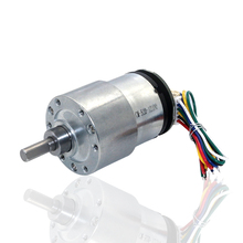 6V 12V DC Electric Gear Motor With Hall Encoder 7-1590Rpm Micro DC DIY Smart Car Gear Motor With Speed Measurement Function