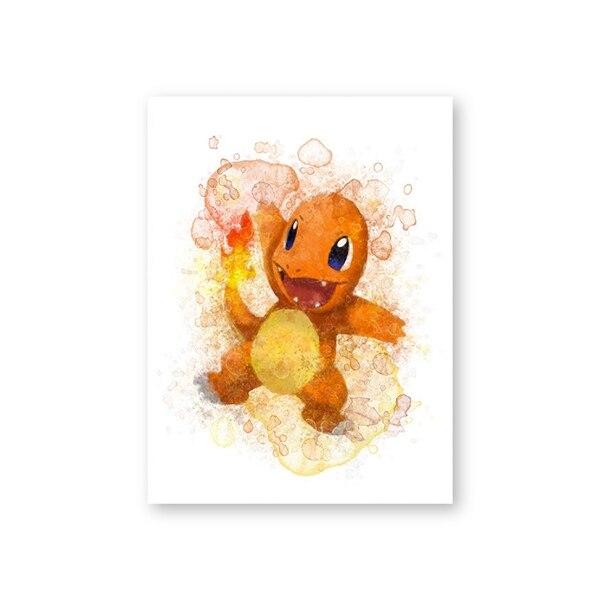 Pokemon-Watercolor-Wall-Art-Canvas-Posters-Painting-Pikachu-Eevee-Squirtle-Vulpix-Charmander-Wall-Pictures-Print-Kids.jpg_640x640 (4)
