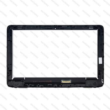 Brand New LCD Touch Screen Digitizer Assembly With Bezel for HP Chromebook 11-AE 11-AE131NR 11-AE051WM 11-AE091WM 11-AE010NR