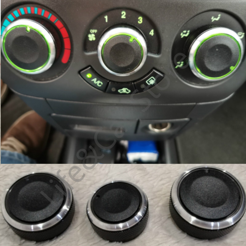AC Heater Climate Control Knob Panel Switch Knobs Buttons For Chevrolet Chevy T250 Aveo Aveo5 Lova 250 Daewoo Gentra