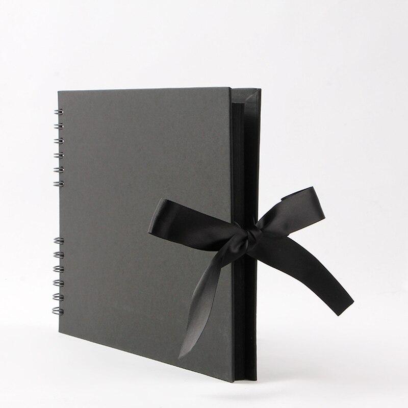 60 pages Albums Photo Scrapbook papier bricolage artisanat Album Scrapbooking Photo Album pour mariage anniversaire cadeaux souvenirs livres decr