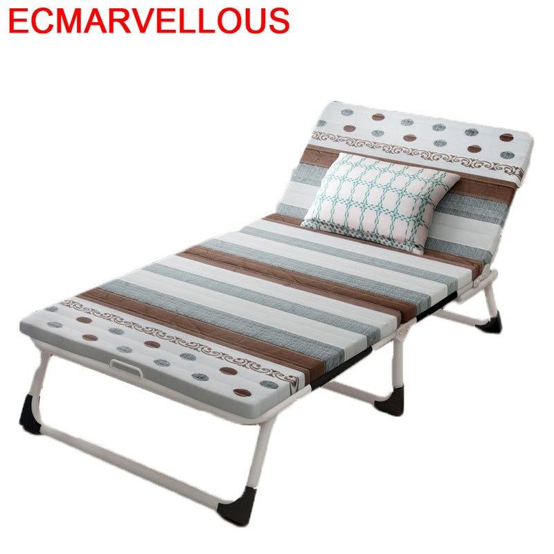 Mobilier Exterieur Mueble Silla Playa Sofa Cum Recliner Chair Salon De Jardin Folding Bed Lit Outdoor Furniture Chaise Lounge