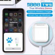 лучшая цена i1000 tws original bluetooth wireless charger earphone 6d super bass ear buds pk i12 i10 i20 i30 i60 i80 i100 i200 i500 i800 tws