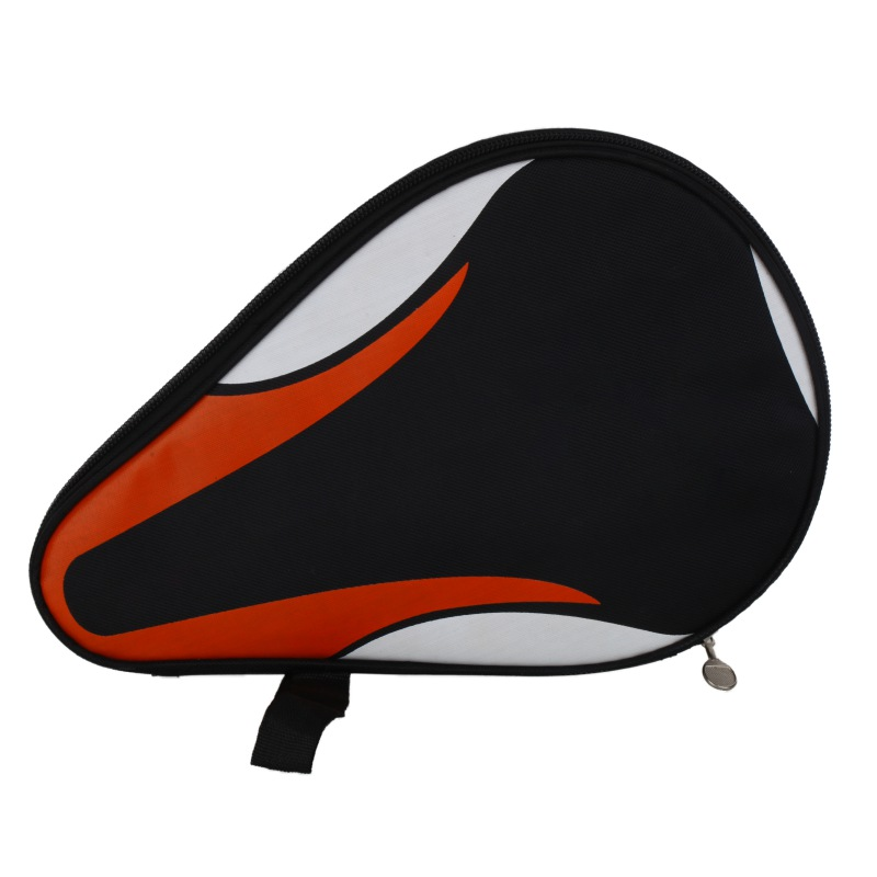 2019 New Waterproof Table Tennis Racket CPaddle Bat Bag Pouch With Ball Case New