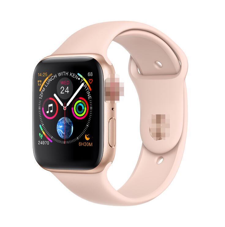 Series 4 IWO 8 PLUS 44mm smartWatch 4 1 1 Heart Rate Smart Watch case for
