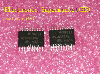 Free Shipping 100pcs/lots 8S103F3P6 STM8S103F3P6 STM8S103F3 STM8S103 TSSOP-20 New original IC In stock! free shipping 5pcs fa5571n in stock