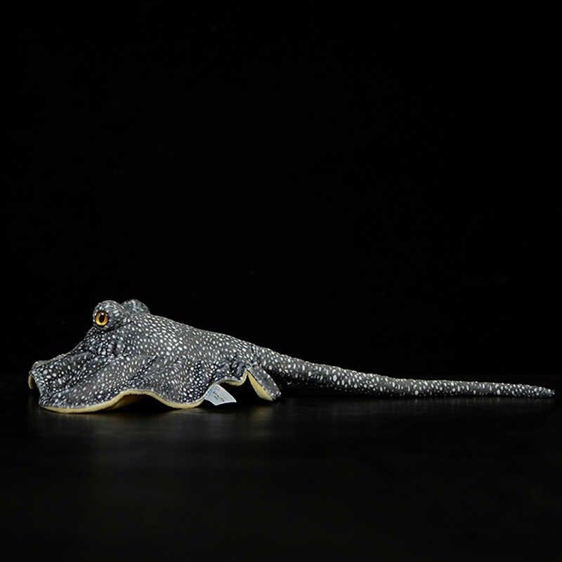 50cm Länge Lebensechte Waben Stingray Plüsch Spielzeug Echte Leben Weiche Echt Leben Ray Fisch Realistische Meer Tiere Ausgestopfte Spielzeug für Kinder